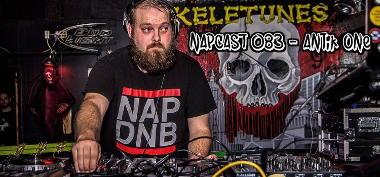 [Mix] NAP DNB presents NAPCast 083 - Antik One