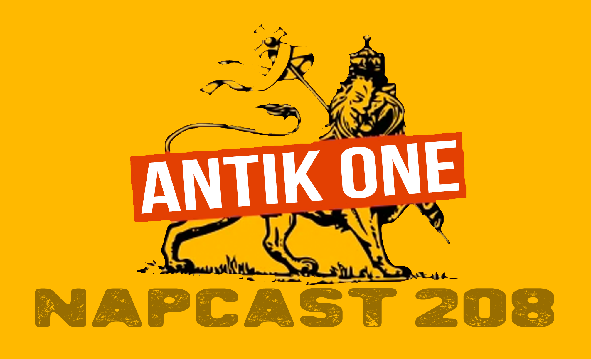 [Mix] NAP DNB presents NAPCast 208 - Antik One