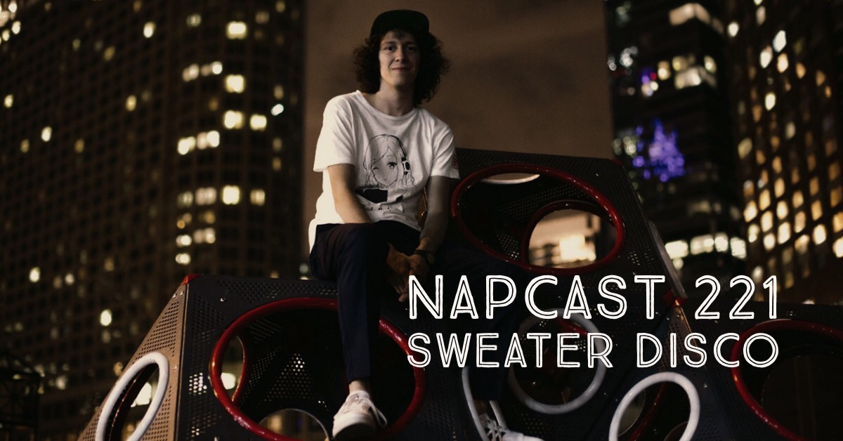 [Mix] NAP DNB presents NAPCast 221 - Sweater Disco