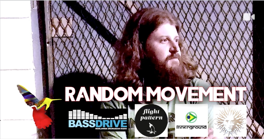 NAP DNB and HOB Present: Random Movement