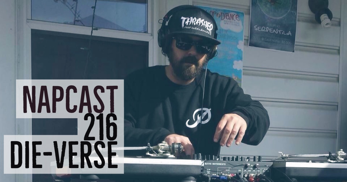 [Mix] NAP DNB presents NAPCast 216 - Die-Verse