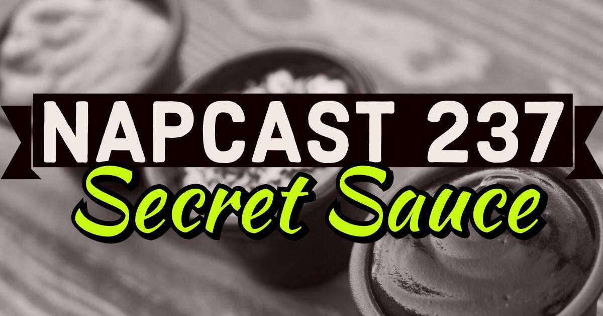 [Mix] NAP DNB presents NAPCast 237 - Secret Sauce