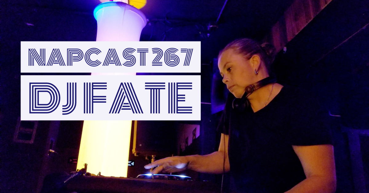 [Mix] NAP DNB presents NAPCast 269 - Dj Fate