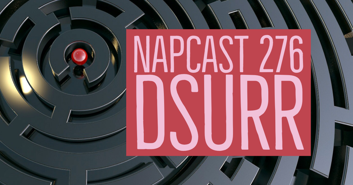 [Mix] NAP DNB presents NAPCast 276 - DSurr