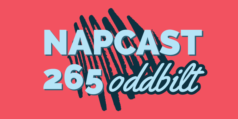 [Mix] NAP DNB presents NAPCast 265 - Oddbilt